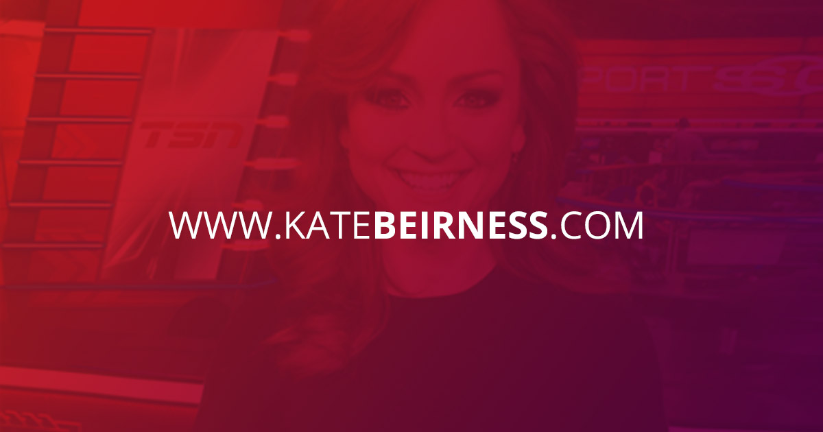 Kate Beirness About Kate